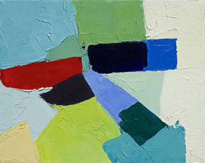Etel Adnan Art Work 3