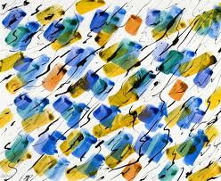 Etel Adnan Art Work 4