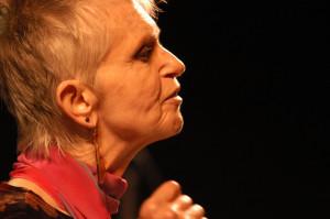 Janine Pommy Vega - Close Up