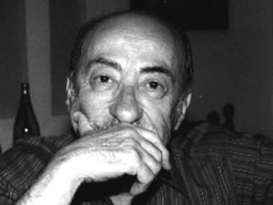 Jorge Enrique Adoum foto di Luca Zagaria