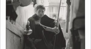 Gregory Corso fotografato da Allen Ginsberg, 1956