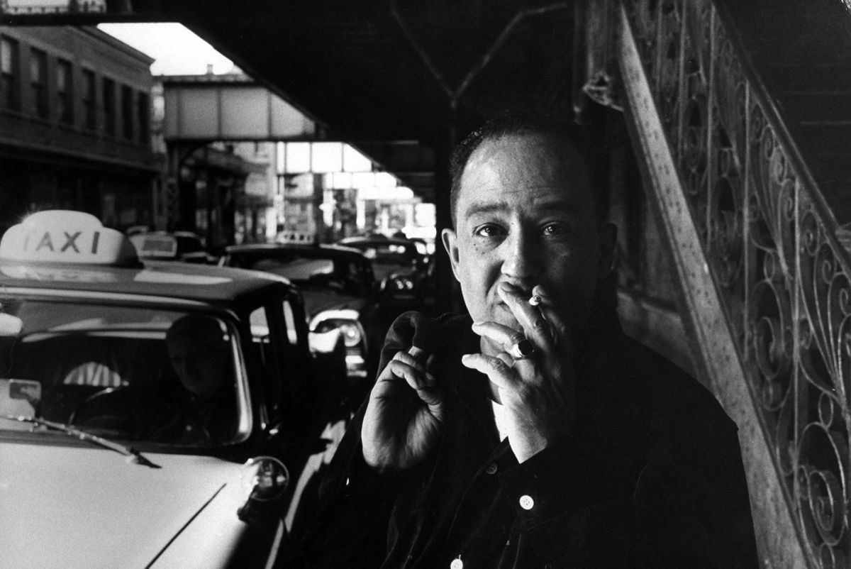 Langston Hughes in Harlem, June, 1958. Credit Photograph by Robert W. KelleyLIFE Picture CollectionGetty