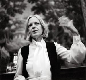 Ingeborg Bachmann, Barbara Pflaum , 1971, Bachmann recibe el Anton Wildgans Premio de la Industria austriaca