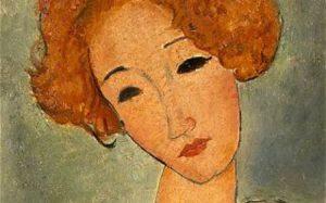 amedeo_modigliani-in-mostra-donna_con_capelli_rossi-e1361524275584